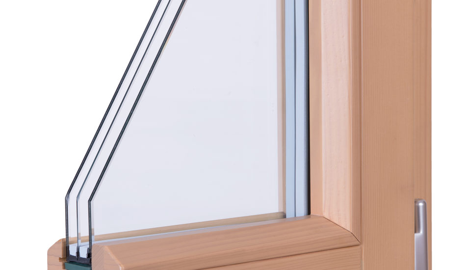serramenti in legno lamellare - quattro M