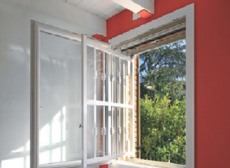 Inferriate per finestre - quattro M